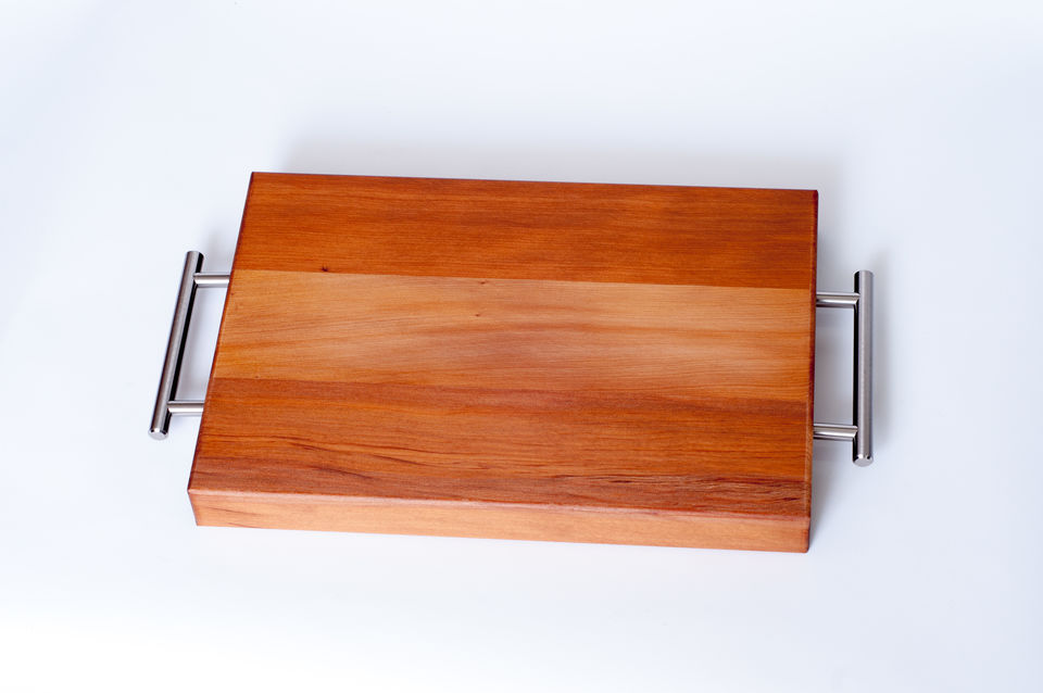 Ancient Kauri Chopping Board (small)