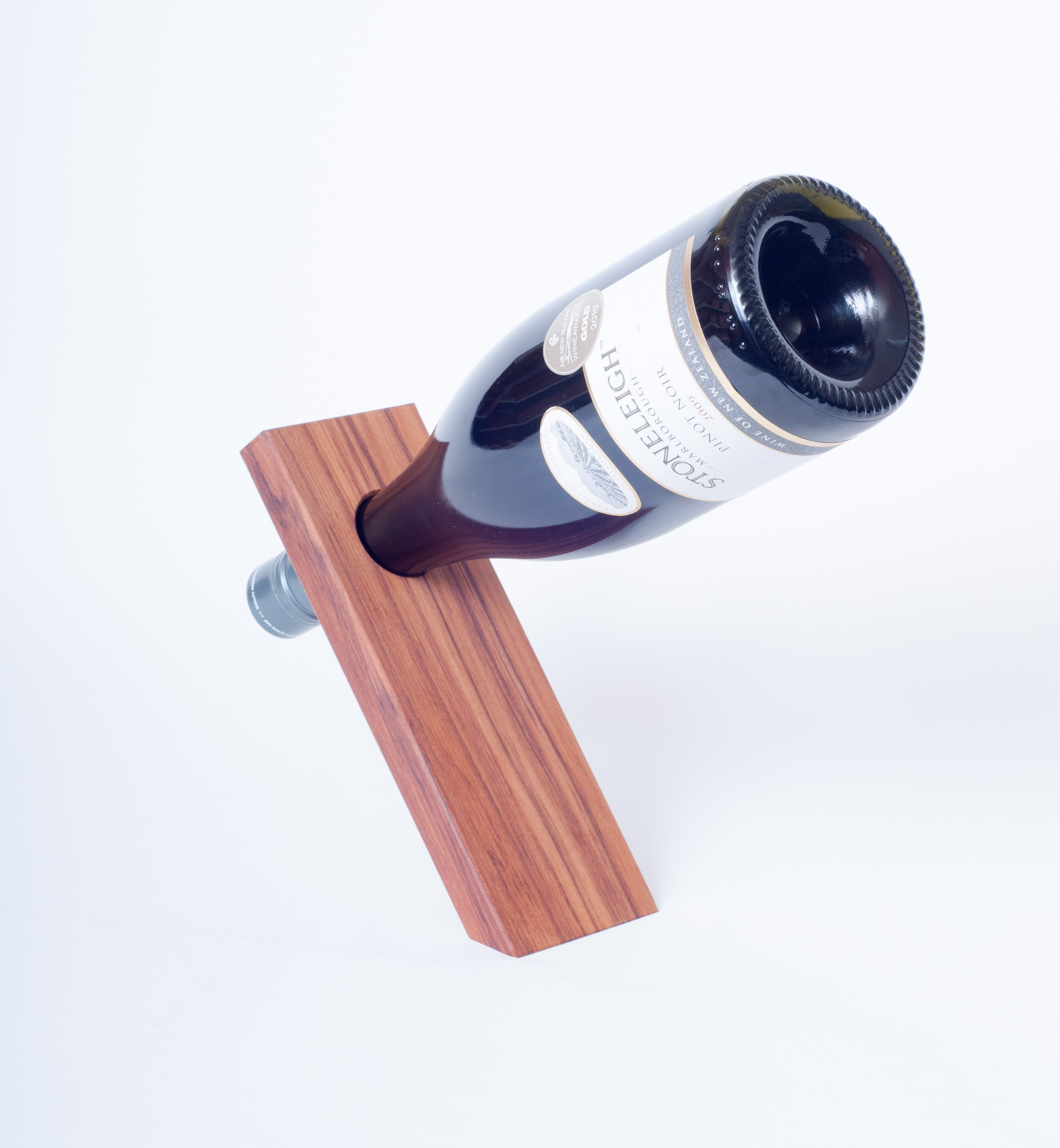 Square Wine Bottle Holder